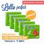 MegaPack Lallo Perfect 4 Maxi - 7/18Kg - (5x37) 185 pannolini