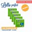 MegaPack Lallo Perfect 1&2 Start - 2/6Kg - (5x26) 130 pannolini