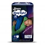 Libero Sleep Tight 10 (35-60Kg)