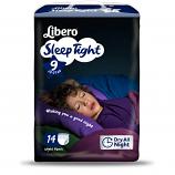 Libero Sleep Tight 9 (22-37Kg)